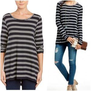 Calypso St. Barth Flavia Striped tunic T-Shirt M
